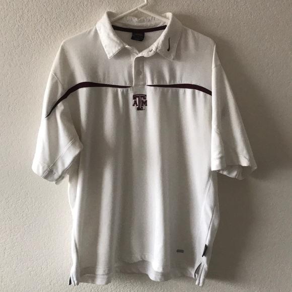 fe6ada6d6 Nike Shirts | Vintage Team Atm Polo Shirt | Poshmark